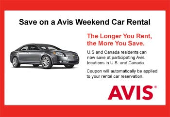 Monthy Car Rentals amp Long Term Rental Deals  Avis