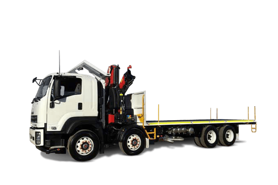 Crane Truck (Group XP)