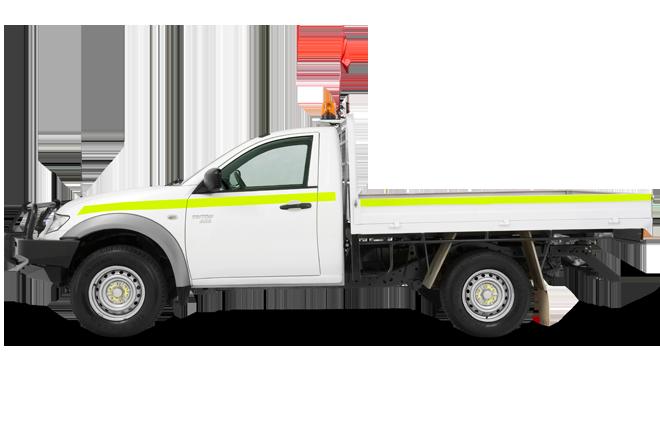 dea5c669a032c5 4x4 Single Cab Tray